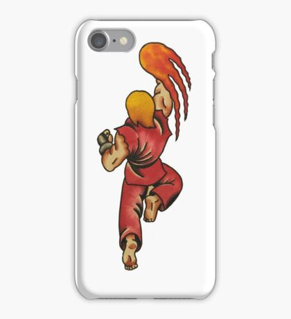 Street Fighter tribute iPhone Case/Skin