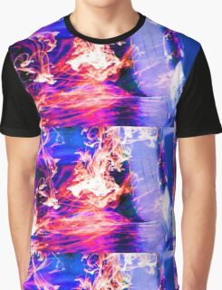 Trippy Ink Graphic T-Shirt