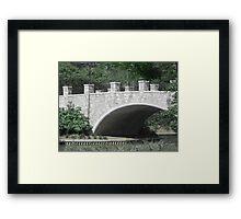 Bridge to Happiness Framed Print