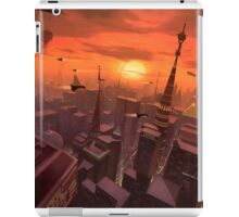 Futureworld iPad Case/Skin