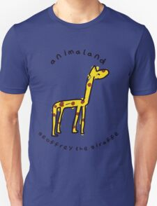 Geoffrey the Giraffe Unisex T-Shirt