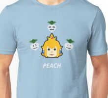 Peach Head Unisex T-Shirt