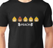 Peach Colors Unisex T-Shirt