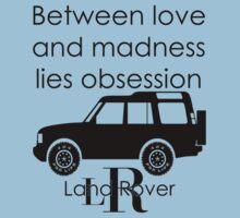 Calvin Klein & Land Rover (Parody) One Piece - Short Sleeve
