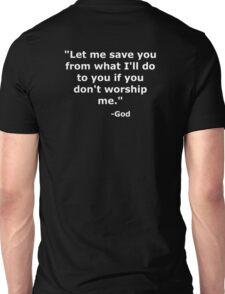 Our Savior  Unisex T-Shirt