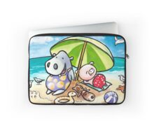 Beach Buddies Laptop Sleeve