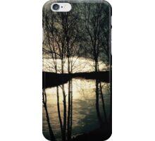 Arctic Midnight iPhone Case/Skin