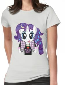Nupie's Rarity Womens Fitted T-Shirt