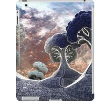 Broccoli Planet in Winter iPad Case/Skin