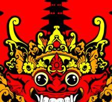 mitologi bali Sticker