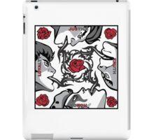Red Hot Thunder Cats iPad Case/Skin