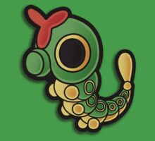 Paper Caterpie Kids Clothes