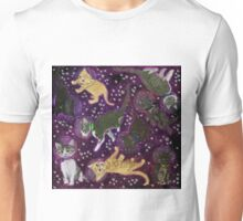 Space Kittens Unisex T-Shirt