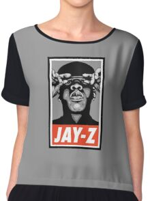 (MUSIC) Jay-Z Chiffon Top