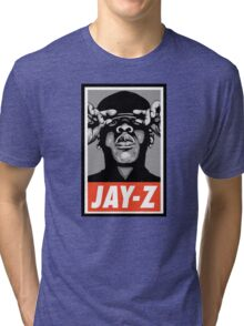 (MUSIC) Jay-Z Tri-blend T-Shirt