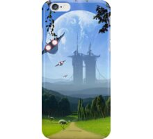 The Road to Pi iPhone Case/Skin