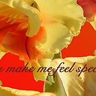 YOU MAKE ME FEEL SPECIAL! (CARD+) by Thomas Barker-Detwiler