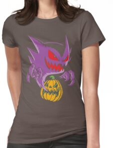 Haunting Womens Fitted T-Shirt