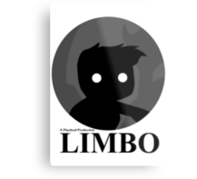 Limbo - A Playdead Production Metal Print