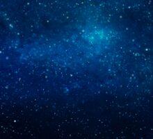 Galaxy Texture Sticker
