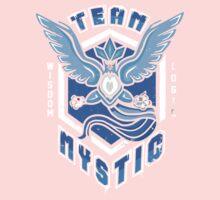Team Mystic One Piece - Short Sleeve