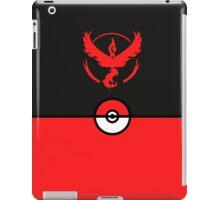 Red Team Pokemon Go iPad Case/Skin