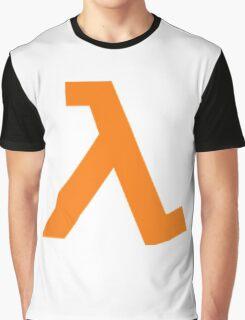 Lambda Graphic T-Shirt