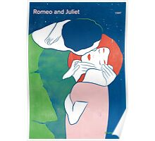 William Shakespeare - Romeo and Juliet Poster