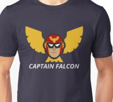 Captain Falcon Head Unisex T-Shirt