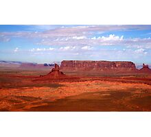 Aerial of Monument Valley 3 Photographic Print