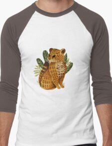 Jaguar Men's Baseball ¾ T-Shirt