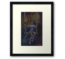 Nightcrawler Framed Print