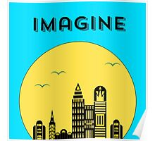 The Imaginary City  Poster
