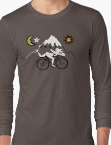 Bicycle Day Long Sleeve T-Shirt