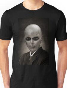 Alien portrait Unisex T-Shirt