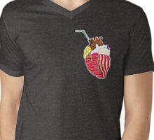 Clown Heart 2.0 Mens V-Neck T-Shirt
