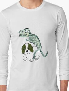 Poor Puppy  Long Sleeve T-Shirt