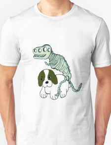 Poor Puppy  Unisex T-Shirt