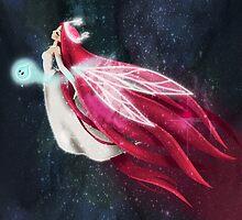 Child of Light - Aurora (Sky) by xAnaCristinaMG