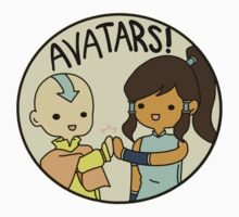 Avatars! by tctreasures