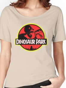Dinosaur Park Women's Relaxed Fit T-Shirt
