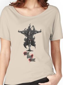Die die die ! Women's Relaxed Fit T-Shirt