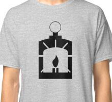 Railroad logo - Fallout 4 Classic T-Shirt