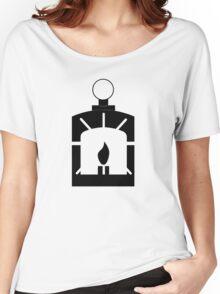 Railroad logo - Fallout 4 Women's Relaxed Fit T-Shirt