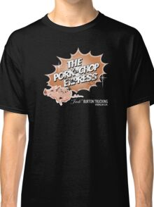 Pork Chop Express - Distressed Mocha Variant Classic T-Shirt