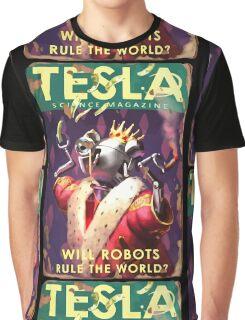 King Mr. Handy  Graphic T-Shirt