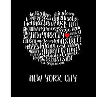 Big Apple (NYC) Photographic Print