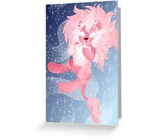 The Star Greeting Card