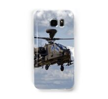 British Army Air Corps WAH-64D Longbow Apache AH1 Helicopter Samsung Galaxy Case/Skin