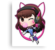 D. VA overwatch Canvas Print
